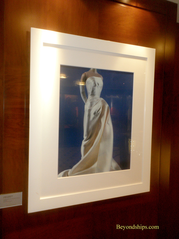 Cruise ship Celebrity Summit, art collection
