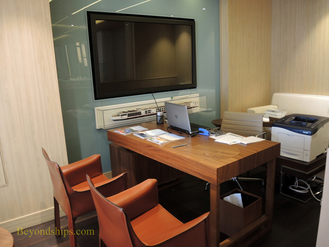 Cruise ship Viking Star future cruise desk
