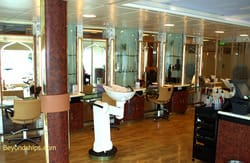 Enchantment of the Seas, salon