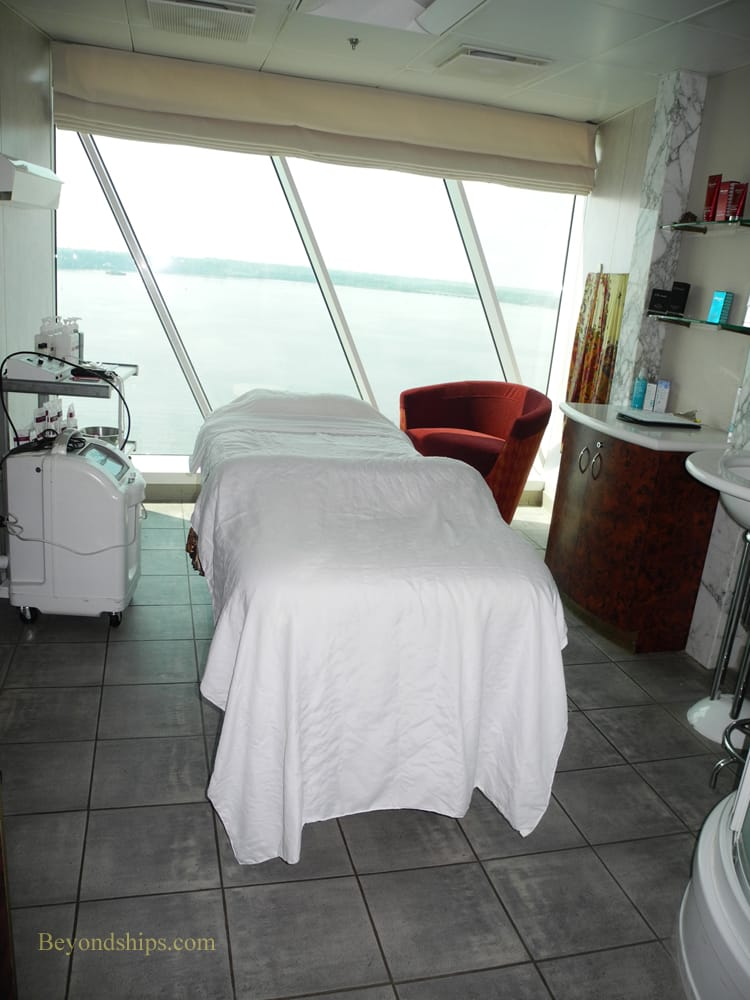 Enchantment of the Seas, spa