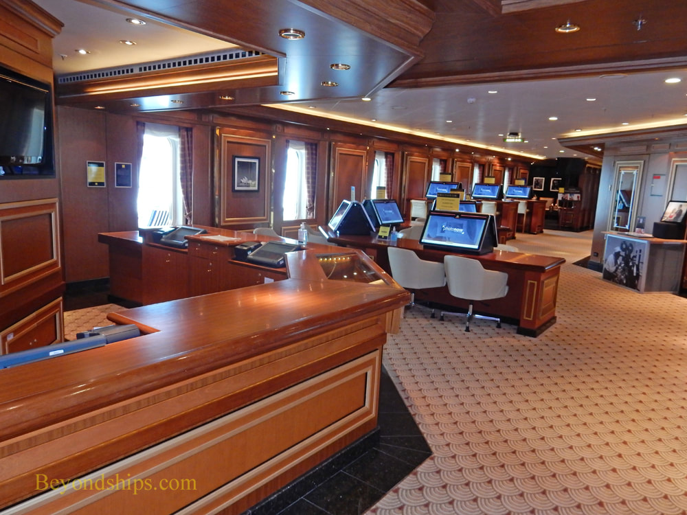 Photo gallery, cruise ship Queen Elizabeth