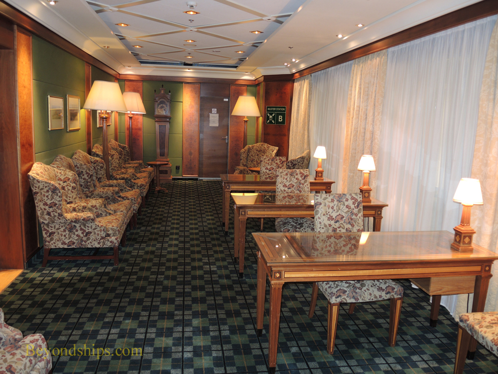 Oriana cruise ship, Thackery Room