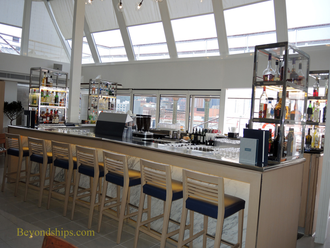 Viking Star, Aquavit Bar