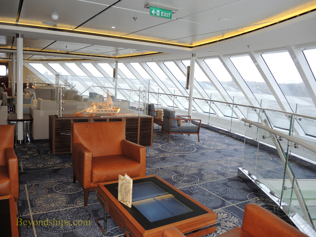 Viking Star, Explorers' Lounge