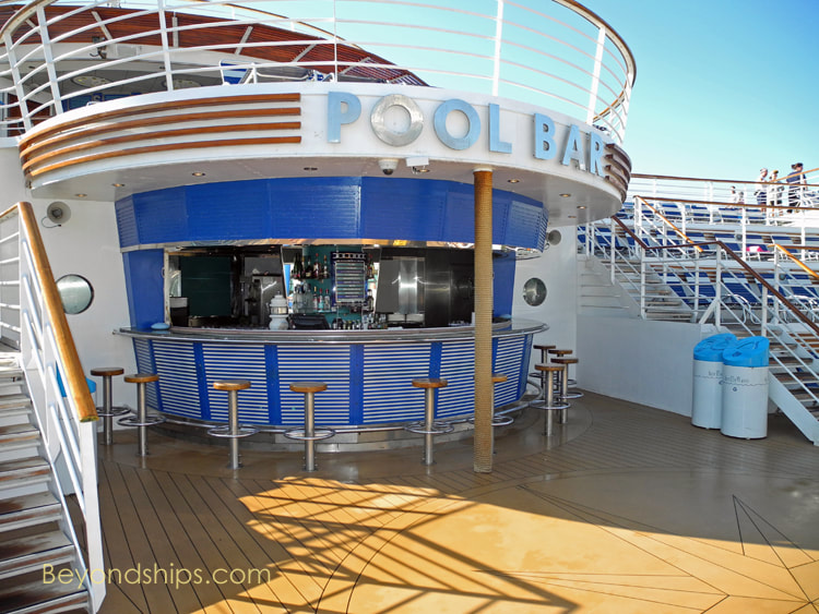 Viking Star, Pool Bar
