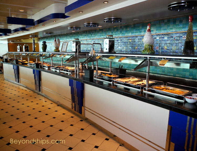 Celebrity Century Dining: Restaurants & Food on Cruise Critic