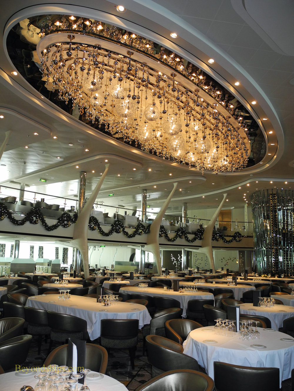 Celebrity Reflection main dining room