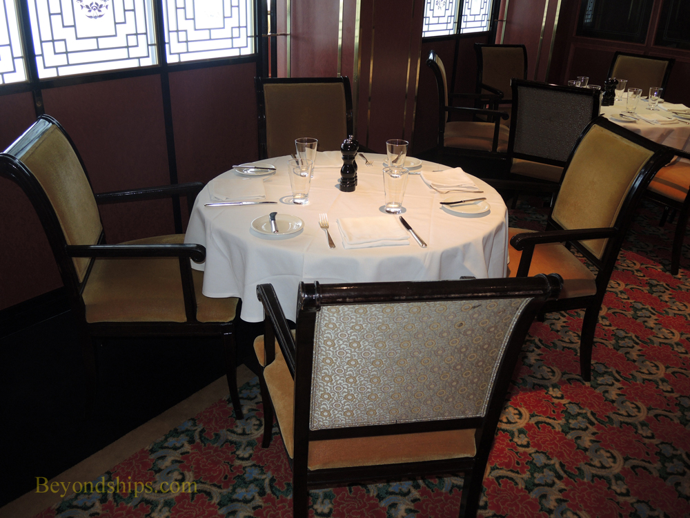 Norwegian Spirit, cruise ship, specialty restaurants