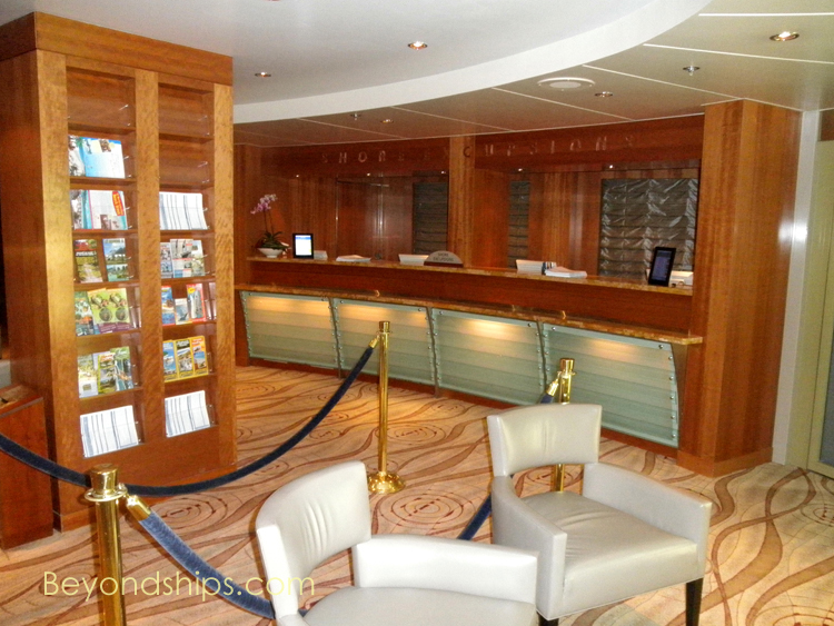 Cruise ship Celebrity Constellation shore excursions