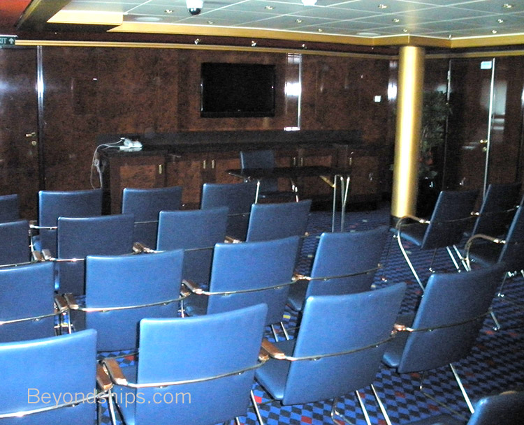 Norwegian Gem, conference center