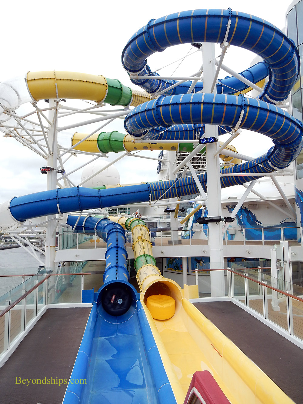 Adventure of the Seas, sports facilities
