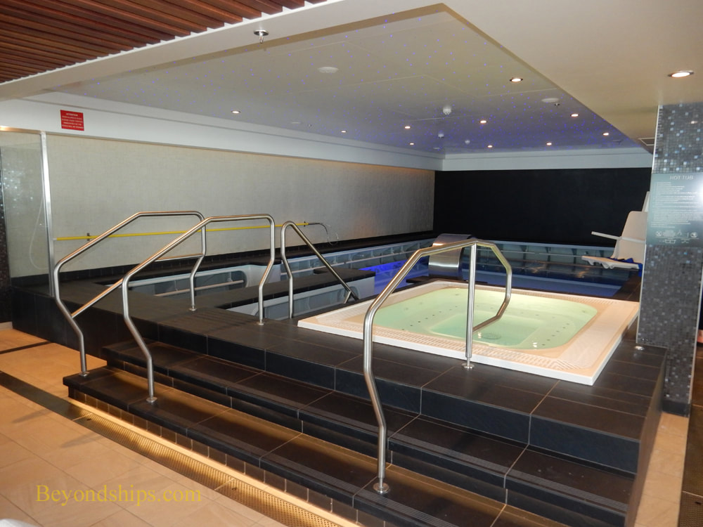 Picture Norwegian Bliss spa