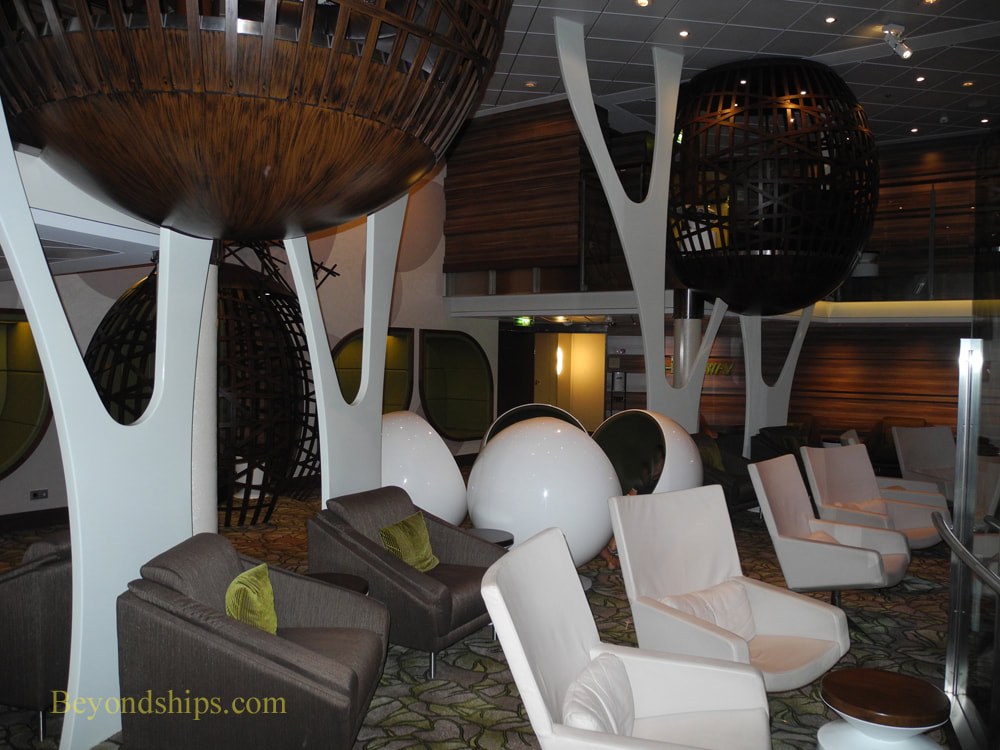 Cruise ship Celebrity Reflection Hideaway