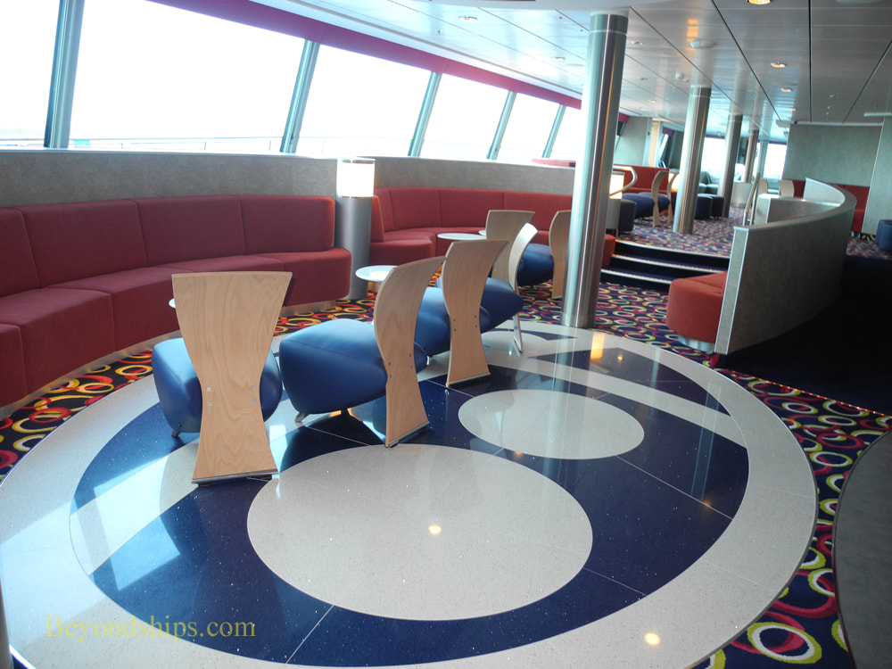 Cruise ship Celebrity Reflection children's facilities