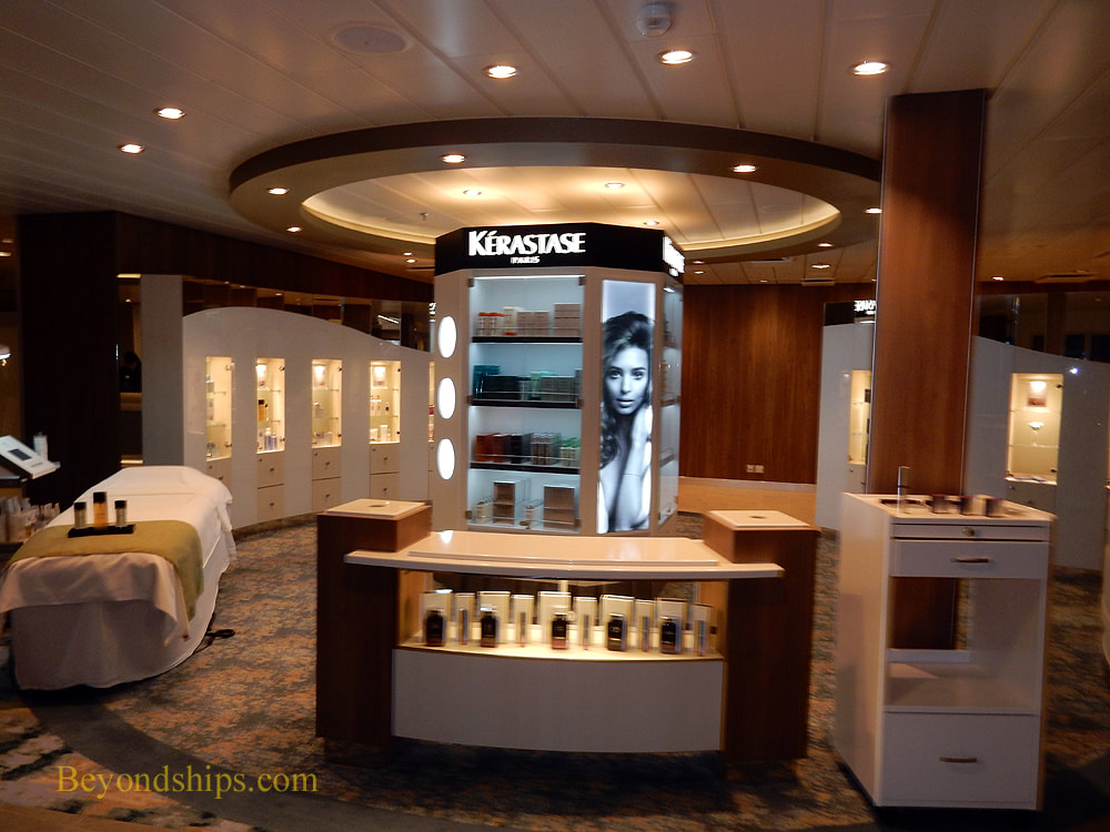 Symphony of the Seas shops