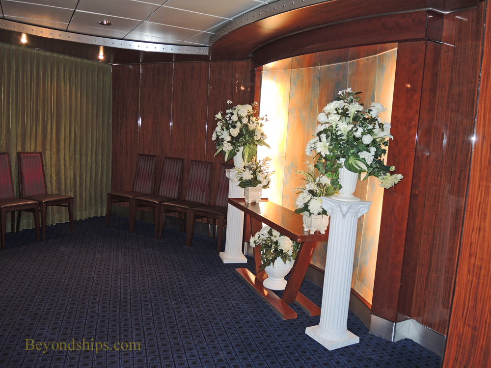 Norwegian Gem, chapel
