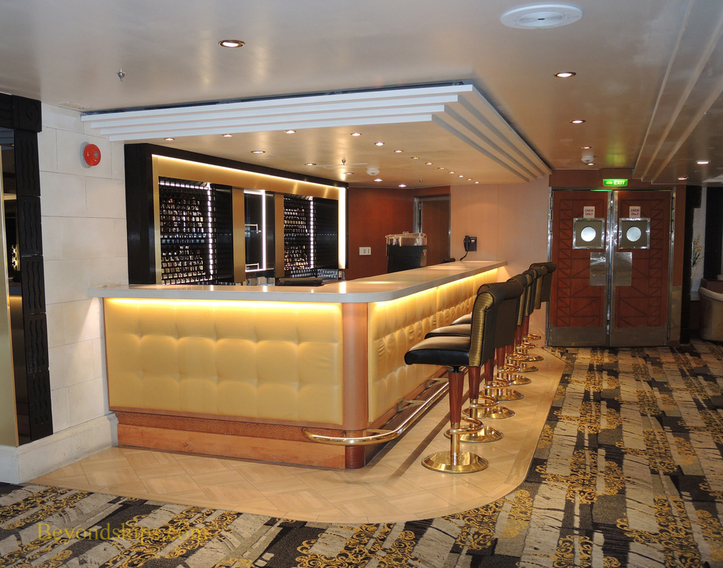 Navigator of the Seas, cruise ship, bar