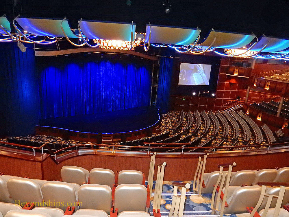Symphony of the Seas, Royal Theatre
