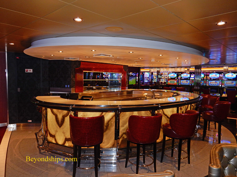 Symphony of the Seas, casino