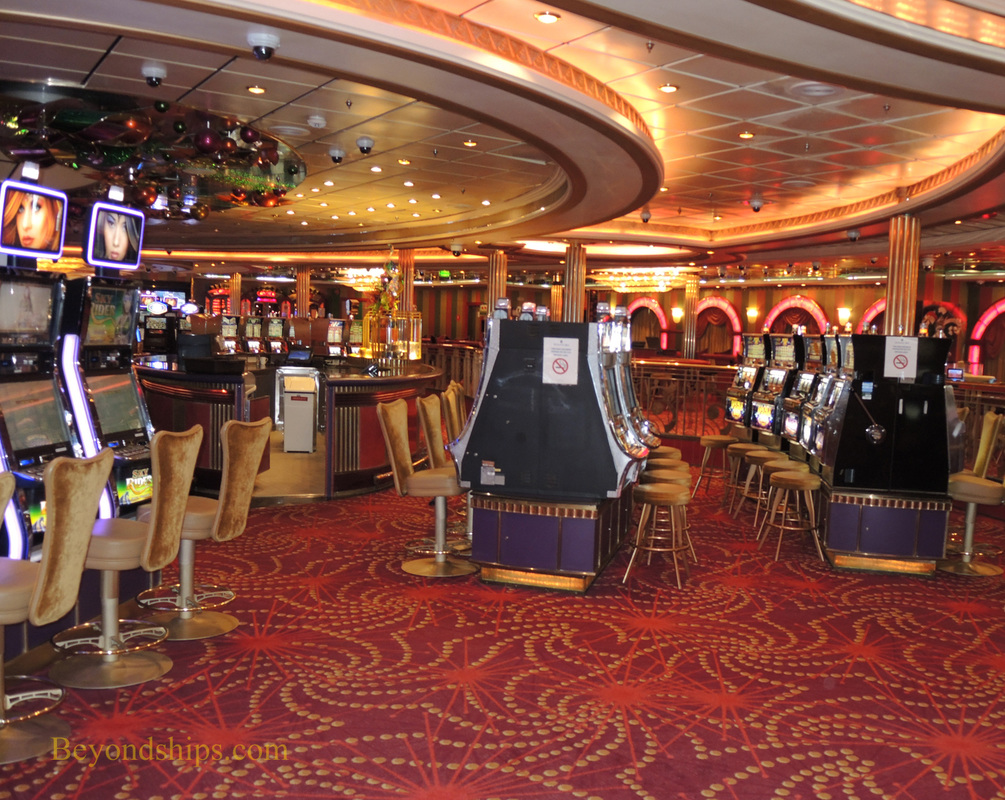 Navigator of the Seas, cruise ship, casino
