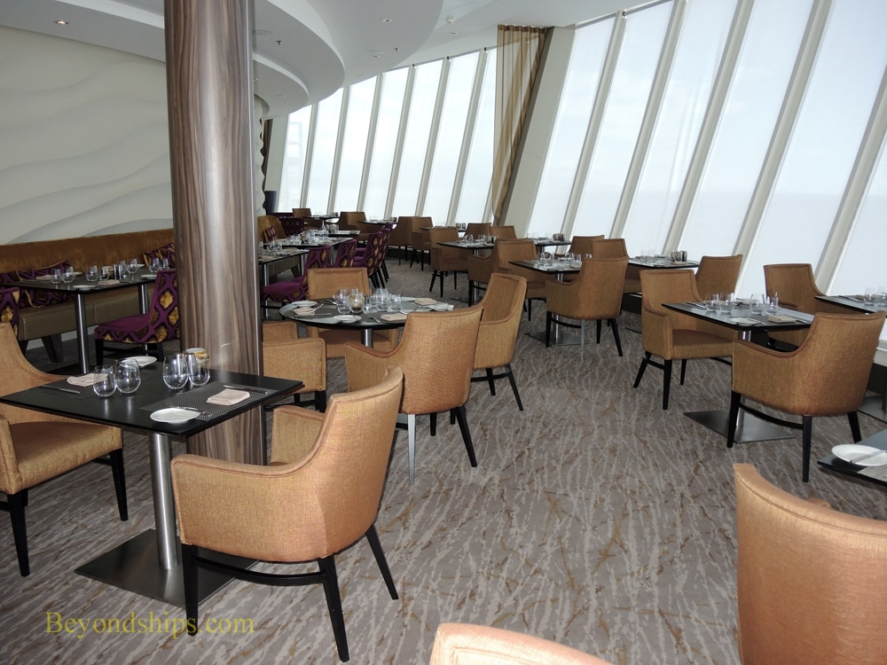 Harmony of the Seas, Coastal Kitchen