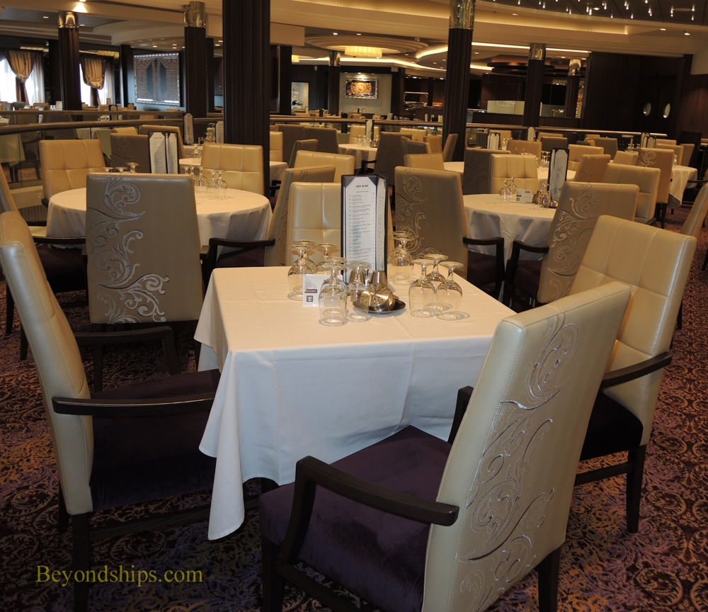Harmony of the Seas, dining room