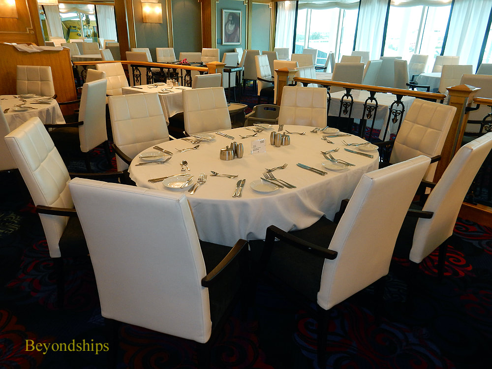 Independence of the Seas, cruise ship, main dining room