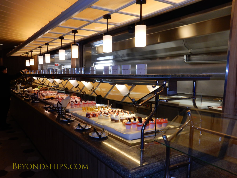 Mariner of the Seas, casual dining