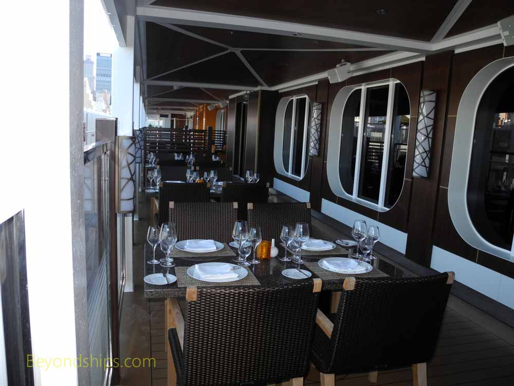 Carnival Vista, cruise ship, Fahrenheit 555 steakhouse