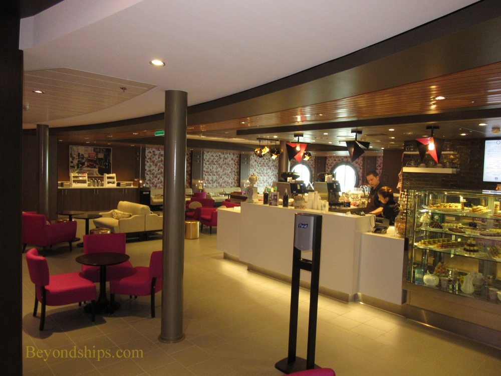 Anthem of the Seas, La Patisserie