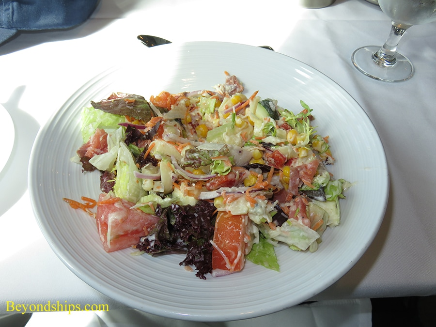 Harmony of the Seas, Tutti Salad